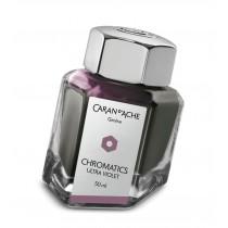 Caran d'Ache Chromatics Bottled Ink Ultra Violet