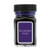 Monteverde Mulberry Noir bottled ink 30ml