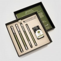 Monteverde Ritma Special Edition Olive 5 Piece Set