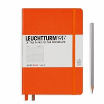 Leuchtturm 1917 A5 Hardcover Journal Orange