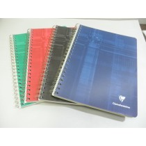 Clairefontaine Multi-Subject Wirebound NotebookClairefontaine Multi-Subject Wirebound Notebook