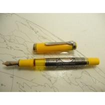 Pelikan Toledo M710 Yellow Fountain Pen