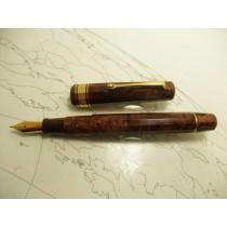Omas Paragon Burlwood Fountain Pen