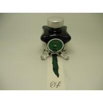 Diamine Inkvent Fountain pen Ink - Elf Standard Green
