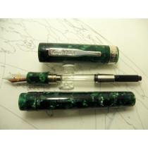 Conklin Duragraph Emerald Green Fountain Pen