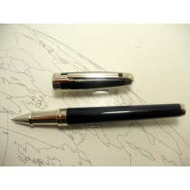 S.T. Dupont Olympio Midnight Blue Roller Ball