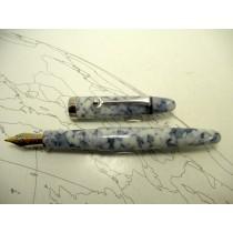 Bexley Submariner Arctic Blue Fountain pen