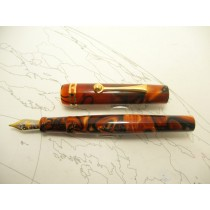 Bexley 2006 America The Beautiful Tiger Eye Fountain pen