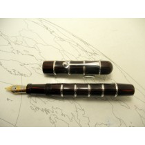 Bexley 2007 Owner's Club Brown Hard Rubber Fountain pen