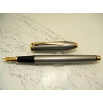 Cross Townsend Grey Lacquer Fountain Pen