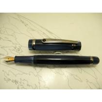 Levenger Verona Blue Fountain Pen