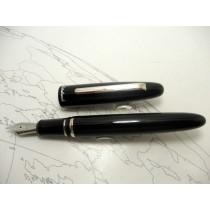 Esterbrook Estie Fountain Pen Black Chrome Trim