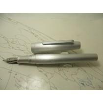 Esterbrook Camden Fountain Pen Silver