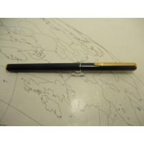 Aurora Hastil Blue Lacquer Ballpoint Pen