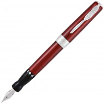 Pineider Full Metal Jacket Army Red Fountain Pen