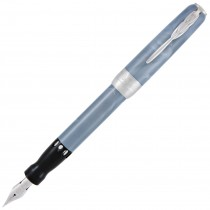Pineider Full Metal Jacket Ash Grey Fountain Pen