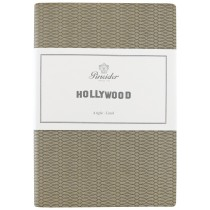 "Pineider Hollywood Notebook ""Mud"" Brown"