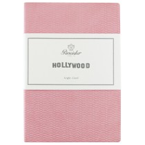 "Pineider Hollywood Notebook ""The Pink Panther"" Pink"