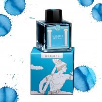 Laban Greek Mythology II Hermes Sky Blue Bottled Ink