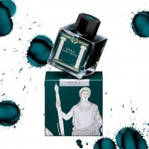 Laban Greek Mythology II Hera Dark Green Bottled Ink