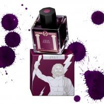 Laban Greek Mythology II Zeus Purple Bottled Ink