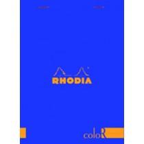 Rhodia ColoR Sapphire A5 Pad