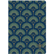 Clairefontaine Neo Deco Notebook Collection Peacock