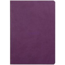 Rhodia Rhodiarama Sewn Spine Notebook Purple
