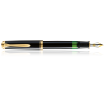 Pelikan Souverän M800 Black Fountain Pen