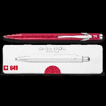 Caran d'Ache 849 Ballpoint Pen Red