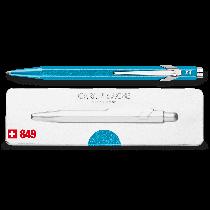 Caran d'Ache 849 Ballpoint Pen Turquoise