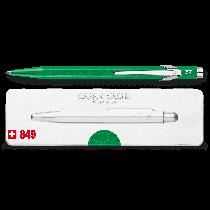 Caran d'Ache 849 Ballpoint Pen Green