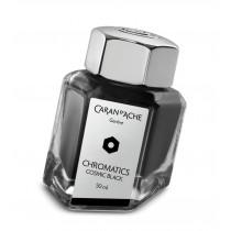 Caran d'Ache Chromatics Bottled Ink Cosmic Black
