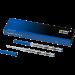 Montblanc Ballpoint Refills Blue Fine 2 Pack
