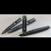 Aurora Talentum Full Metal Black Fountain Pen