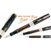 Pineider Arco Limited Edition Rollerball Pen Oak